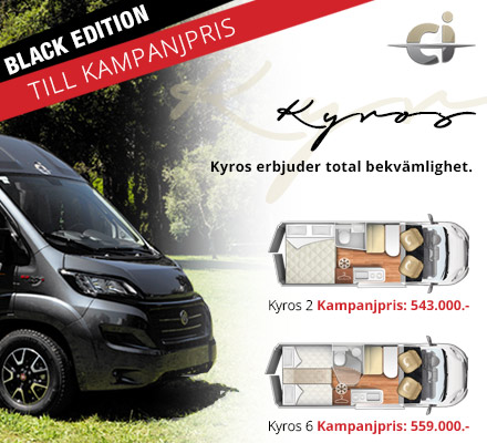CI Kyros Black Edition